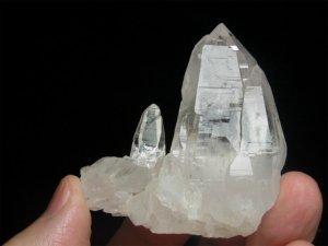 ガネーシュヒマール産 ヒマラヤ水晶クラスター カテドラル、グランドレコードキーパー