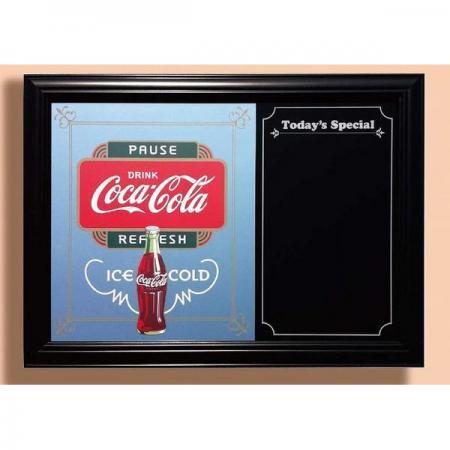 【991425】コカ・コーラ パブミラー/メニューボードスタイル