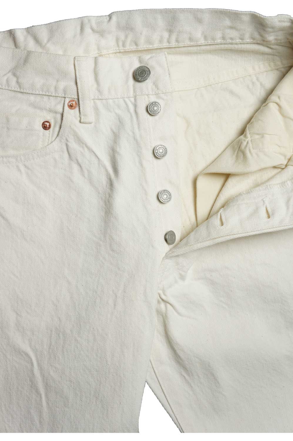 Workers Lot802 White フロント