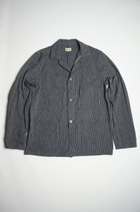 SHORT COVERALL(DARK HICKORY)