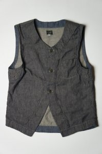 Berval  30s VEST for KNIT<img class='new_mark_img2' src='http://shop.spiral-jeans.com/img/new/icons9.gif' style='border:none;display:inline;margin:0px;padding:0px;width:auto;' />