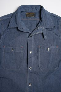 BARREL CHAMBRAY