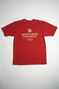 MOTO-CROSS Tシャツ(レッド)<img class='new_mark_img2' src='//img.shop-pro.jp/img/new/icons9.gif' style='border:none;display:inline;margin:0px;padding:0px;width:auto;' />