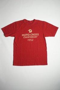 MOTO-CROSS Tシャツ(レッド)