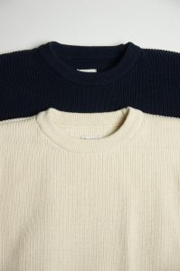 Heavy Cotton Sweater<img class='new_mark_img2' src='//img.shop-pro.jp/img/new/icons9.gif' style='border:none;display:inline;margin:0px;padding:0px;width:auto;' />