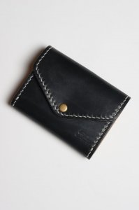 CARD CASE B(ブラック×ナチュラル)