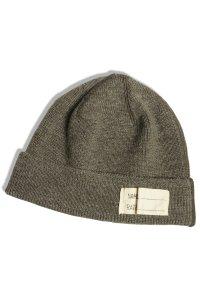 USN WATCH CAP(BROWN)
