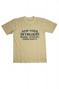 SKY WALKERS  Tシャツ(オフホワイト)