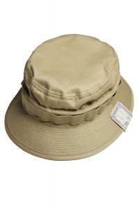 BUSH HAT(BEIGE)<img class='new_mark_img2' src='//img.shop-pro.jp/img/new/icons9.gif' style='border:none;display:inline;margin:0px;padding:0px;width:auto;' />