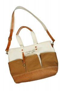Carry All Tote + Canvas Strap