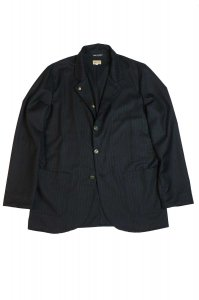 PINSTRIPE CAMDEN JACKET<img class='new_mark_img2' src='//img.shop-pro.jp/img/new/icons9.gif' style='border:none;display:inline;margin:0px;padding:0px;width:auto;' />