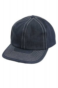 SPORTS CAP(INDIGO)<img class='new_mark_img2' src='//img.shop-pro.jp/img/new/icons9.gif' style='border:none;display:inline;margin:0px;padding:0px;width:auto;' />