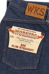 Lot805 Super Slim Straight Jeans<img class='new_mark_img2' src='https://img.shop-pro.jp/img/new/icons9.gif' style='border:none;display:inline;margin:0px;padding:0px;width:auto;' />
