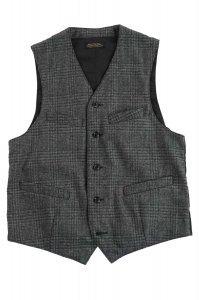 MB023 Muller Vest Grey<img class='new_mark_img2' src='https://img.shop-pro.jp/img/new/icons9.gif' style='border:none;display:inline;margin:0px;padding:0px;width:auto;' />