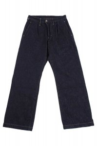 OR-1055 Wide Denim Trousers