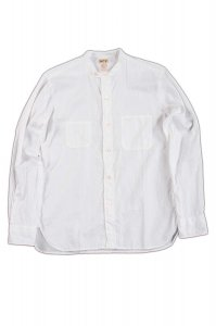 BUTLER SHIRT  S.I.C. OXFORD WHITE<img class='new_mark_img2' src='https://img.shop-pro.jp/img/new/icons9.gif' style='border:none;display:inline;margin:0px;padding:0px;width:auto;' />