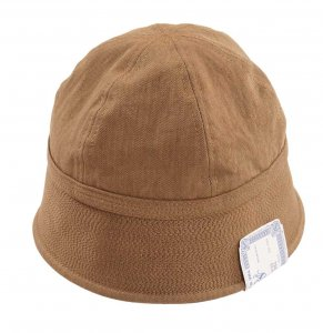 D-00312  SAILOR HAT  BROWN<img class='new_mark_img2' src='https://img.shop-pro.jp/img/new/icons9.gif' style='border:none;display:inline;margin:0px;padding:0px;width:auto;' />