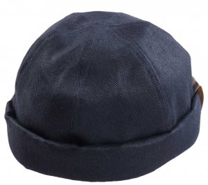 D-00308 FISHERMAN CAP NAVY