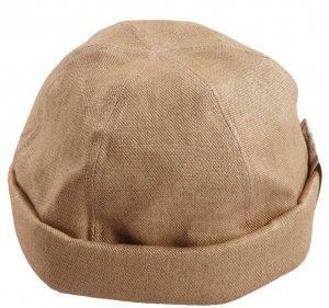 D-00308 FISHERMAN CAP BEIGE
