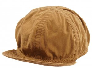 D-00307 RAILROAD CAP BROWN