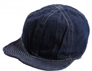 TCB 40's CAP DENIM<img class='new_mark_img2' src='https://img.shop-pro.jp/img/new/icons9.gif' style='border:none;display:inline;margin:0px;padding:0px;width:auto;' />