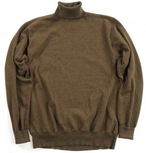 FC High Gauge Knit, Turtle, Olive<img class='new_mark_img2' src='https://img.shop-pro.jp/img/new/icons9.gif' style='border:none;display:inline;margin:0px;padding:0px;width:auto;' />