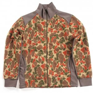 DUCK HUNTER JACKET CAMO