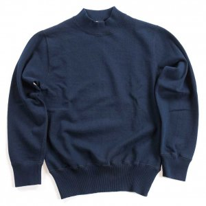 <img class='new_mark_img1' src='https://img.shop-pro.jp/img/new/icons55.gif' style='border:none;display:inline;margin:0px;padding:0px;width:auto;' />USN Cotton Sweater, Navy