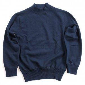 USN Cotton Sweater, Navy