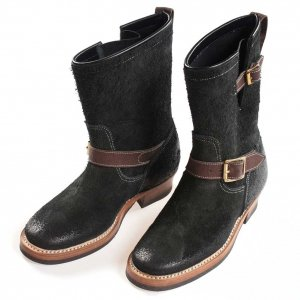 Short Engineer Boots 03