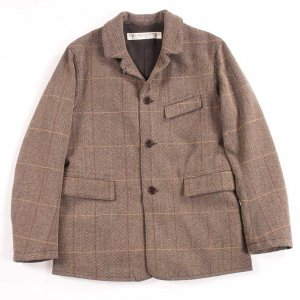 Boardwalk Jacket, Windowpane
