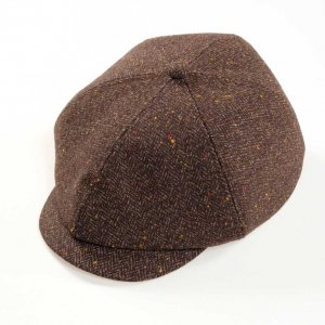 OR-7155C Casquette Brown