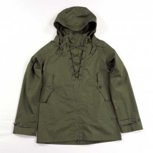 N-2 Parka Mod, Light Weight Cotton Ventile, Khaki