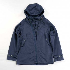 N-2 Parka Mod, Light Weight Cotton Ventile, Navy