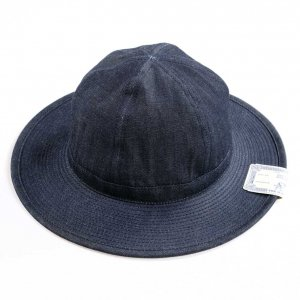 D-00395 FATIGUE HAT INDIGO<img class='new_mark_img2' src='https://img.shop-pro.jp/img/new/icons9.gif' style='border:none;display:inline;margin:0px;padding:0px;width:auto;' />