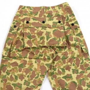Crawling Pants / USMC M-44(モンキーパンツ)Frogskin Camo