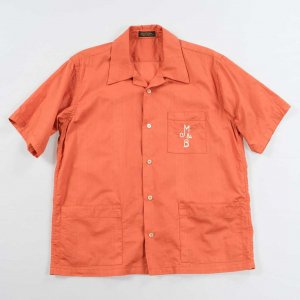 MB032 Boca Raton shirt orange