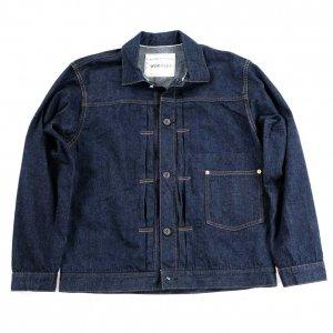 Denim jacket, 10.5 oz Right Hand Denim, OW