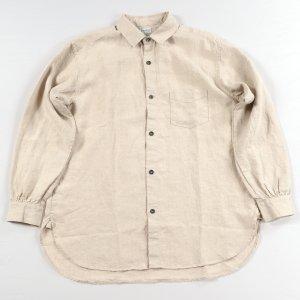 Linen Shirt Ecru Linen