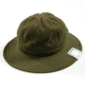 D-00455 FATIGUE HAT AW KHAKI