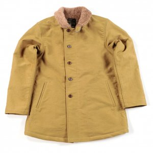 Bring Coat 40s CIVIL COAT KHAKI