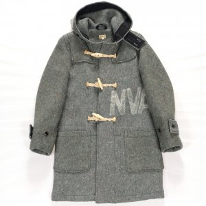 <img class='new_mark_img1' src='https://img.shop-pro.jp/img/new/icons29.gif' style='border:none;display:inline;margin:0px;padding:0px;width:auto;' />DUFFLE COAT RECYCLED WOOL