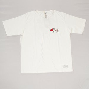 OR-9060A Printed T-shirt White<img class='new_mark_img2' src='https://img.shop-pro.jp/img/new/icons9.gif' style='border:none;display:inline;margin:0px;padding:0px;width:auto;' />