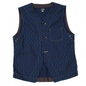 Berval 30s VEST for KNIT IND. WABASH<img class='new_mark_img2' src='https://img.shop-pro.jp/img/new/icons9.gif' style='border:none;display:inline;margin:0px;padding:0px;width:auto;' />
