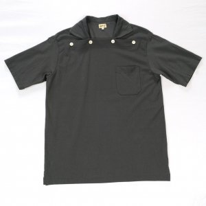 B-50056 SKIPPER SHIRT CHARCOAL<img class='new_mark_img2' src='https://img.shop-pro.jp/img/new/icons9.gif' style='border:none;display:inline;margin:0px;padding:0px;width:auto;' />