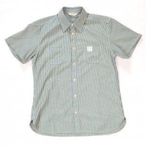 OR-5054A Short Sleeve Work Shirt Blue<img class='new_mark_img2' src='https://img.shop-pro.jp/img/new/icons9.gif' style='border:none;display:inline;margin:0px;padding:0px;width:auto;' />