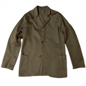 WORKERS Lounge Jacket Relax Olive Chino<img class='new_mark_img2' src='https://img.shop-pro.jp/img/new/icons9.gif' style='border:none;display:inline;margin:0px;padding:0px;width:auto;' />