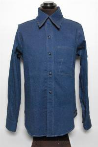 SURGICAL DENIM  20s Denim Shirt