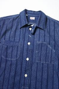 Engineer Shirt, Shadow Stripe