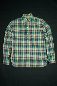 B.D. SHIRT(COTTON/LINEN)